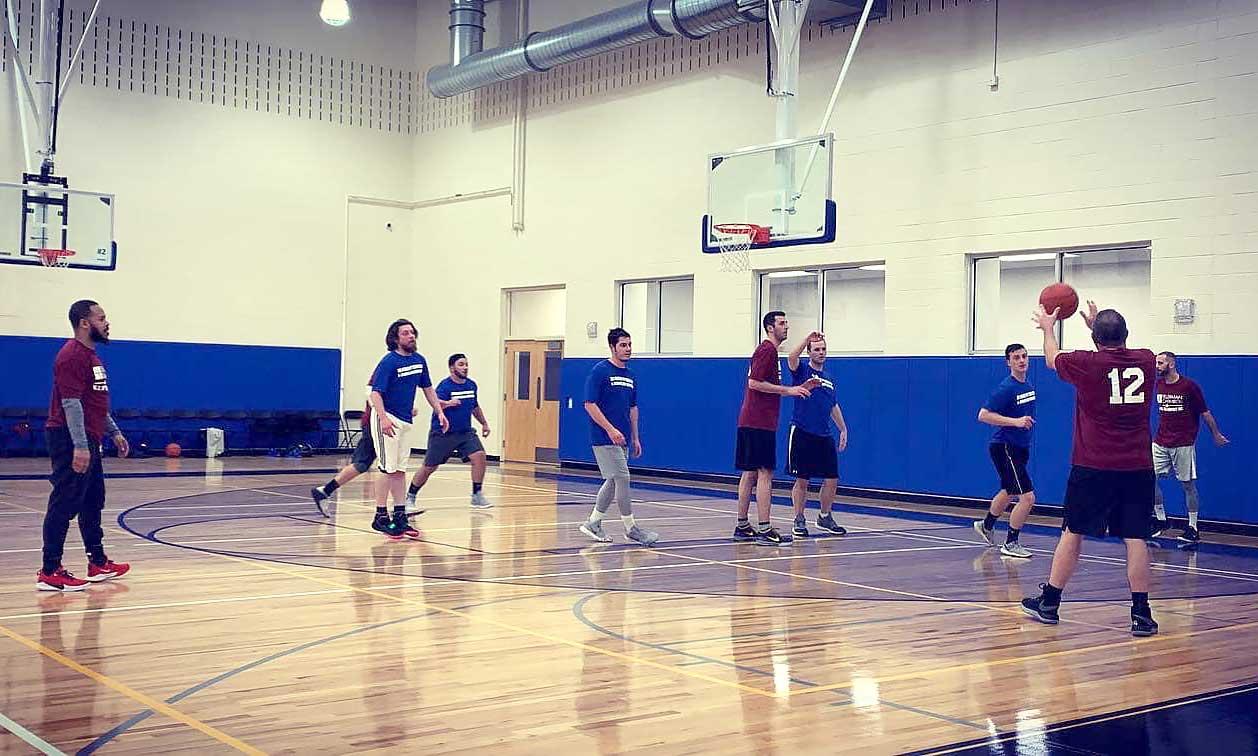 Men's Basketball | Friedman JCC | The Center For Everyone