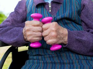 Parkinson's Exercise @ The Sidney and Pauline Friedman Jewish Community Center