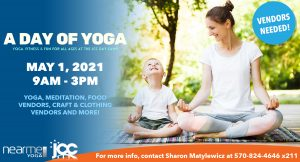 May Yoga Day - A Day Of Yoga At The JCC Day Camp