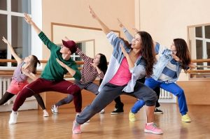 Musical Theater Dance (ages 7+) @ The Sidney and Pauline Friedman Jewish Community Center
