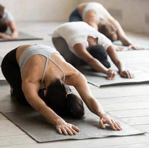 Yoga @ The Sidney and Pauline Friedman Jewish Community Center
