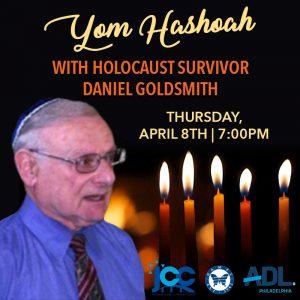 Yom Hashoah - Holocaust Remembrance Day