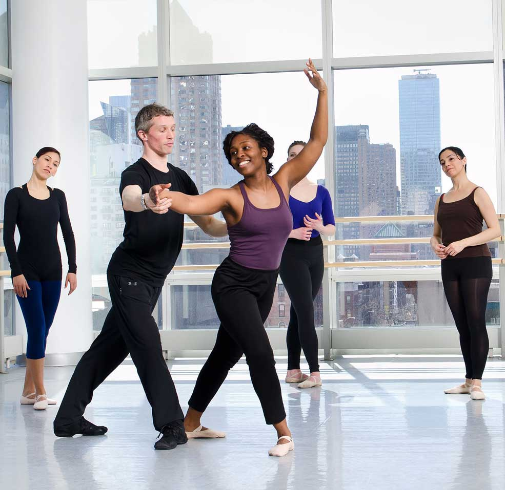Adult Ballet | Friedman JCC | The Center For Everyone