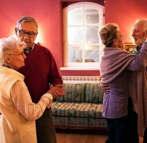 Dance for Parkinson's @ Friedman JCC