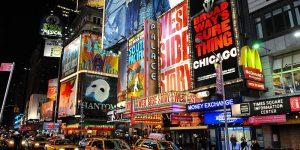Exploring Broadway: Songs of Itself