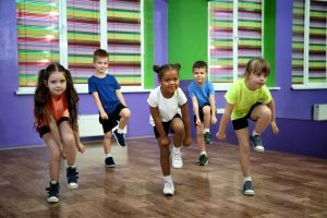 I Like To Move It (ages 4-8) @ The Sidney and Pauline Friedman Jewish Community Center